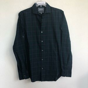 Bonobos Shirts - Bonobos Tailored Slim Fit flannel button LS shirt